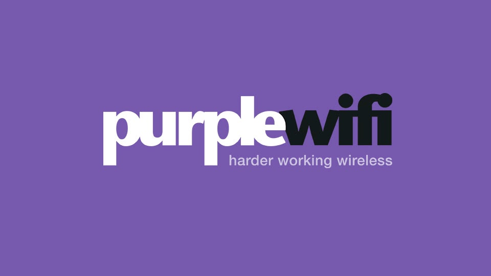 Purple WiFi - Guest WiFi software, that enables data capture, allowing a venue to target market to its customers.