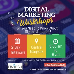 Digital Marketing Workshops