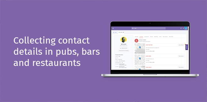 Hospitality Reopening: Use Purple WiFi to Collect Customer Contact Details in Pubs, Bars, Restaurants and Hotels